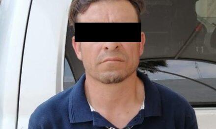 CON CASI 20 GRAMOS DE CRYSTAL, FUE DETENIDO POR LA SSPE
