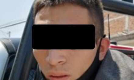 CAE OTRO PRESUNTO DISTRIBUIDOR DE DROGA QUE OPERABA EN VALLE DE LOS CACTUS Y GUADALUPE PERALTA, FUE CAPTURADO POR ELEMENTOS DE LA SSPE