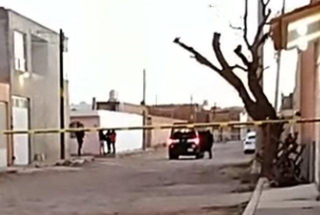 ¡Ejecutaron a un hombre de 9 balazos en La Joya, Fresnillo!