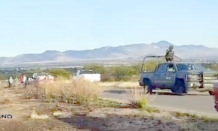 ¡En un cultivo de alfalfa, en Fresnillo, hallaron a 3 hombres ejecutados!