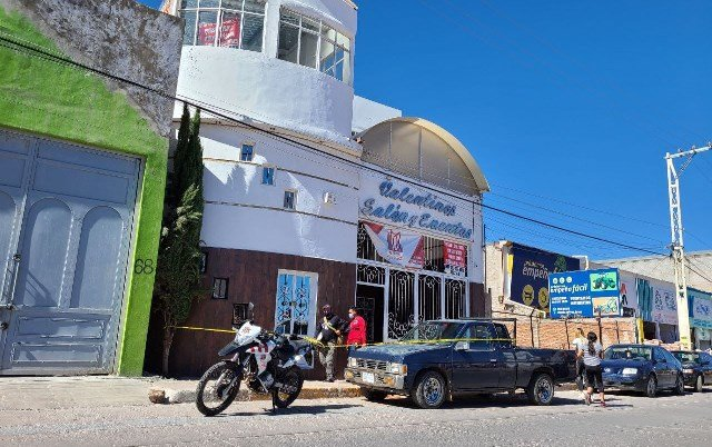 ¡En una inmobiliaria en Guadalupe intentaron ejecutar a un hombre!