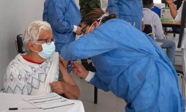 Enfrentamiento cerca de un centro de vacunación COVID en Fresnillo