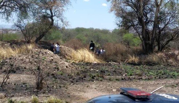 ¡Amarrado de pies y manos hallaron a un hombre ejecutado en Aguascalientes!
