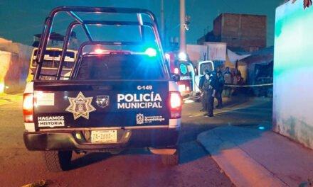 ¡En un domicilio en Guadalupe ejecutaron a un hombre y lesionaron a otro!