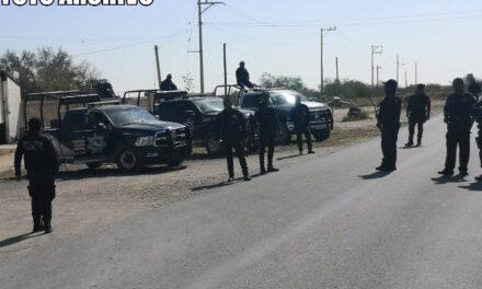 ¡Civiles protagonizaron enfrentamiento armado en Villa de Cos y dejaron saldo de un lesionado!