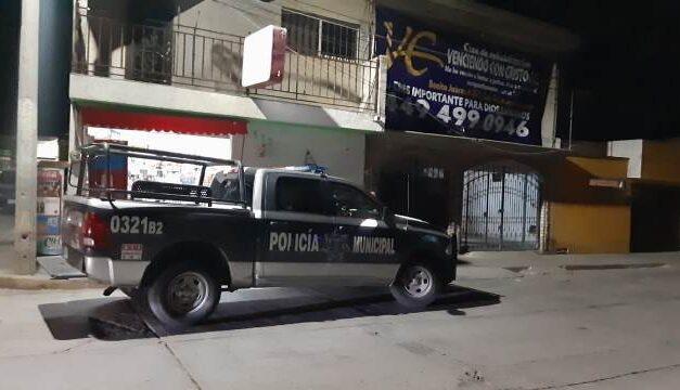 ¡En un anexo en Aguascalientes murió uno de los internos!