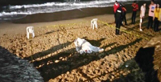 ¡En una playa de Mazatlán murió ahogado adolescente originario de Aguascalientes!