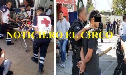 ¡2 asaltantes que robaron con violencia una camioneta en Aguascalientes ya fueron sentenciados!