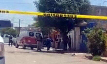 """¡""""El Negro"""" fue ejecutado dentro de un domicilio en Estación San José, Fresnillo!"""