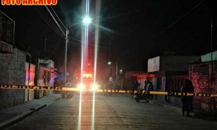 ¡En Lomas de Calera ejecutaron a un hombre de varios disparos!