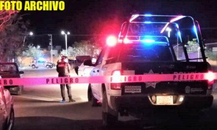¡Agresión armada en Enrique Estrada dejó 1 ejecutado y 1 lesionado!