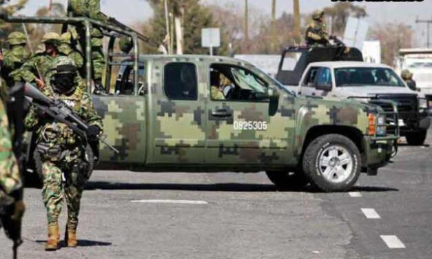 ¡Desarticularon banda delictiva autoridades de Zacatecas y San Luis Potosí!