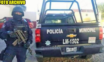 ¡Dentro de una finca en Lagos de Moreno ejecutaron a un hombre de varios disparos!