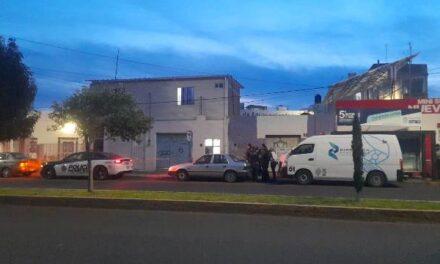 ¡En el Barrio de la Purísima en Aguascalientes un hombre se ahorcó!