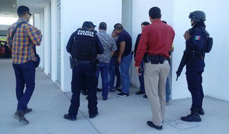 "¡Capturan a 4 asaltantes ""chilangos"" en Aguascalientes!"
