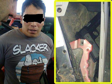 "GALERIA/¡Capturan a 4 asaltantes ""chilangos"" en Aguascalientes!"
