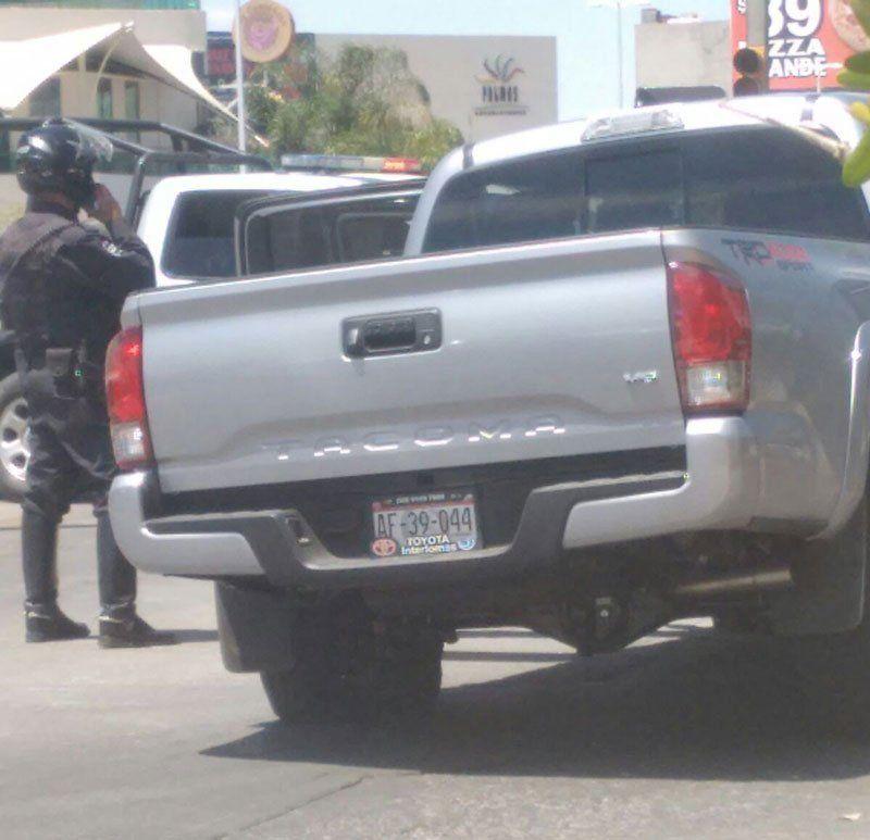 ¡A balazos capturan a dos asaltantes en Aguascalientes!