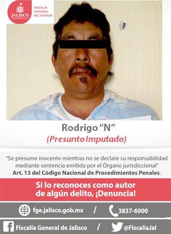 ¡Fiscalía aprehende a sujeto por abuso sexual contra su sobrina en Cuautla!