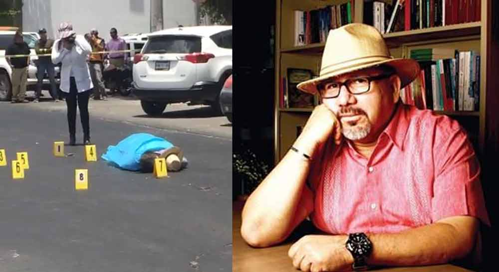 "¡Asesinan al periodista Javier Valdez, corresponsal del diario ""La Jornada"" en Sinaloa!"