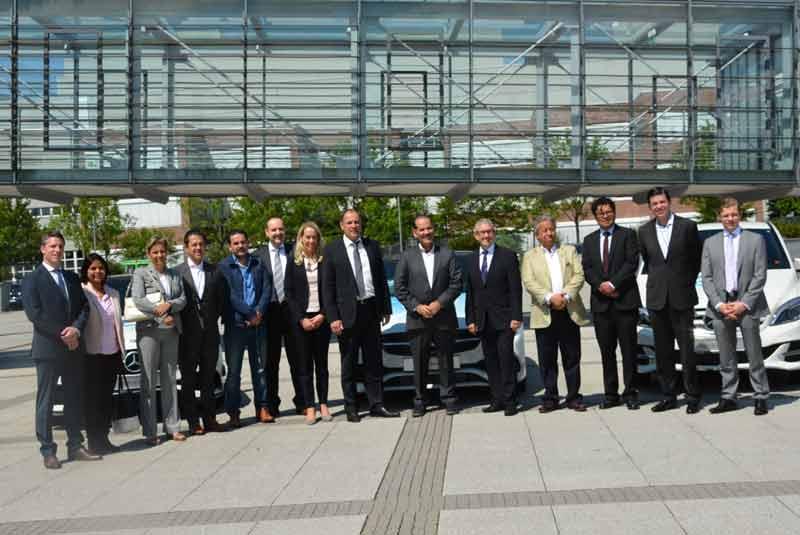 ¡Aguascalientes tiene muchas ventajas para el crecimiento de la industria automotriz alemana!