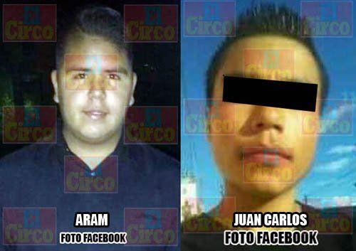 """¡""""Levantaron"""" a dos jóvenes en Calera y Enrique Estrada, los ejecutaron y colgaron de un puente!"""