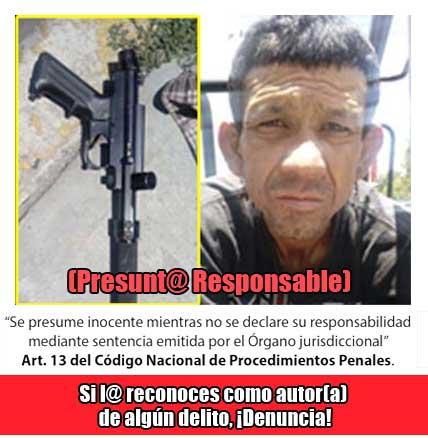 ¡Asalta un gym y horas despúes atracó una tienda de ropa, lo capturó la policía en Aguascalientes!
