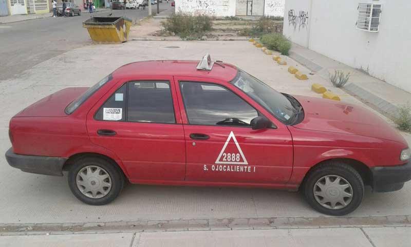 ¡Capturan a presunto asalta-taxistas en Aguascalientes!