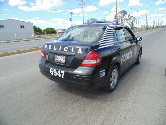 Recuperan elementos de la Secretaría de Seguridad Pública del Estado vehículo con reporte de robo
