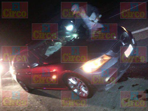 ¡Desconocido murió despedazado tras ser atropellado en Lagos de Moreno!