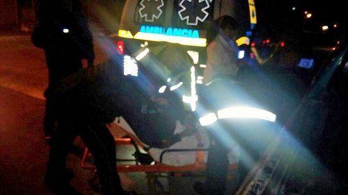 ¡Auxilian policías de San Francisco de los Romo a una mujer que daba a luz!