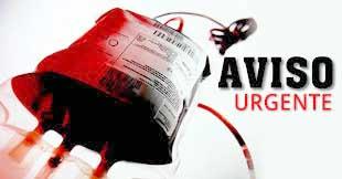 SERVICIO SOCIAL: Se solicitan donadores de sangre