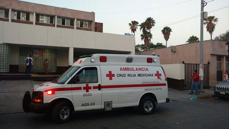 ¡Adolescente estuvo a punto de morir ahogado en la alberca de un hotel en Aguascalientes!
