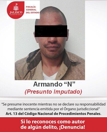 ¡Capturan en Michoacán, a secuestrador que plagió a una persona en Degollado, Jalisco!