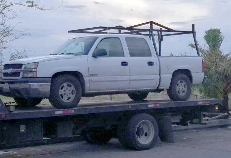 ¡Elementos de la Policía Municipal de Aguascalientes aseguran camioneta robada!