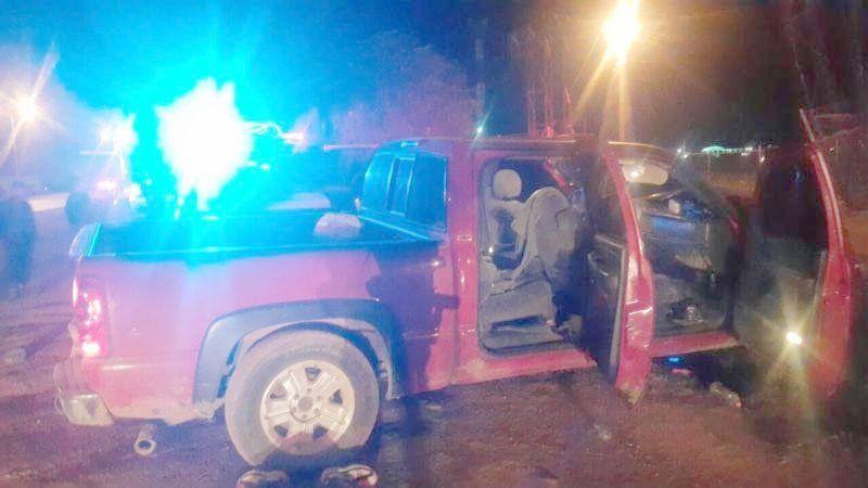¡Cayeron 4 presuntos sicariostras persecución en Calera!