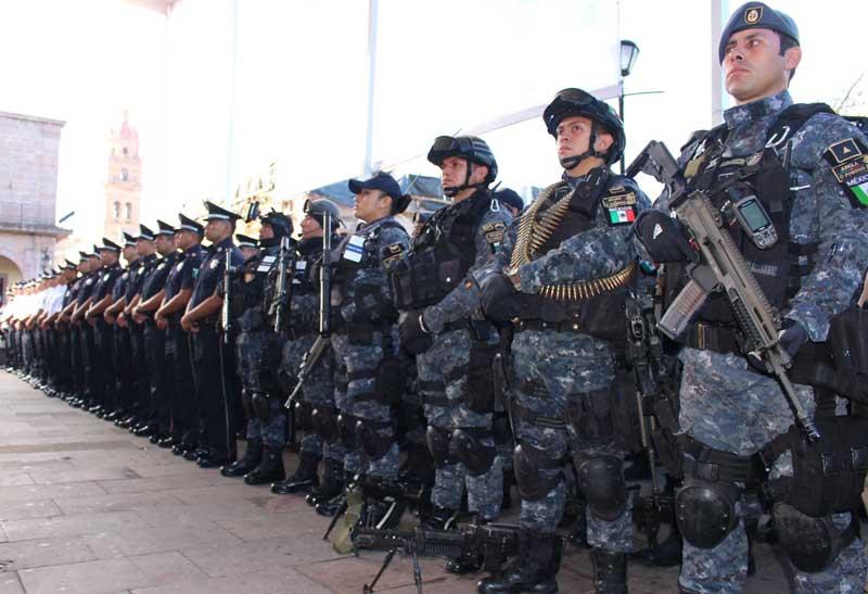¡Efectivos de la Gendarmería capturan a sujeto que abuso de un menor en Morelia, Michoacán!