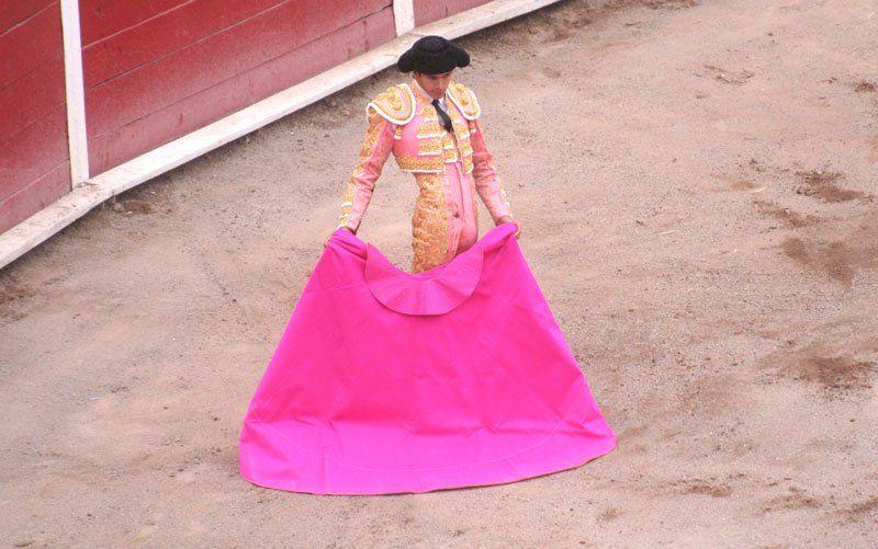 ¡ETMSA firma una exclusiva con el matador frances Sebastián Castella!