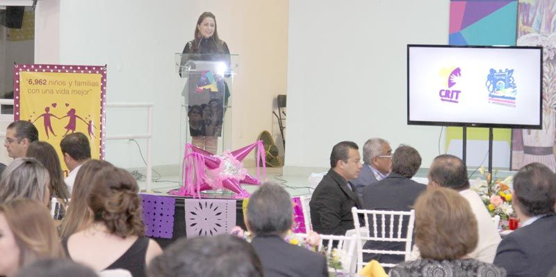 ¡Refrenda Tere Jiménez apoyo a favor de personas con discapacidad en Aguascalientes!
