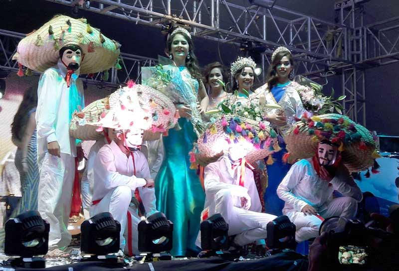 GALERIA/¡Arranca la Feria de Los Chicahuales Jesús María 2017 con la coronación de Andrea I!