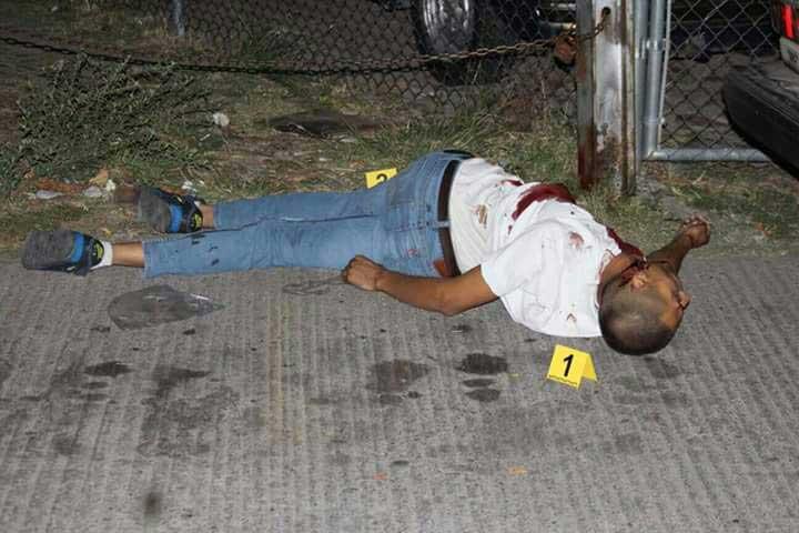 ¡Capturan al sujeto que mato de una puñalada a un joven del Infonavit Volcanes en Aguascalientes!