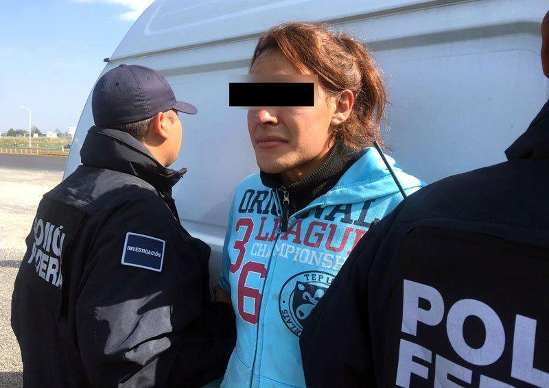 Policía Federal captura a secuestrador michoacano que operaba en el #EDOMEX!