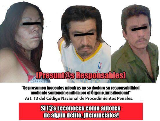 """¡""""Revientan"""" narcotiendasen la colonia Constitución!"""
