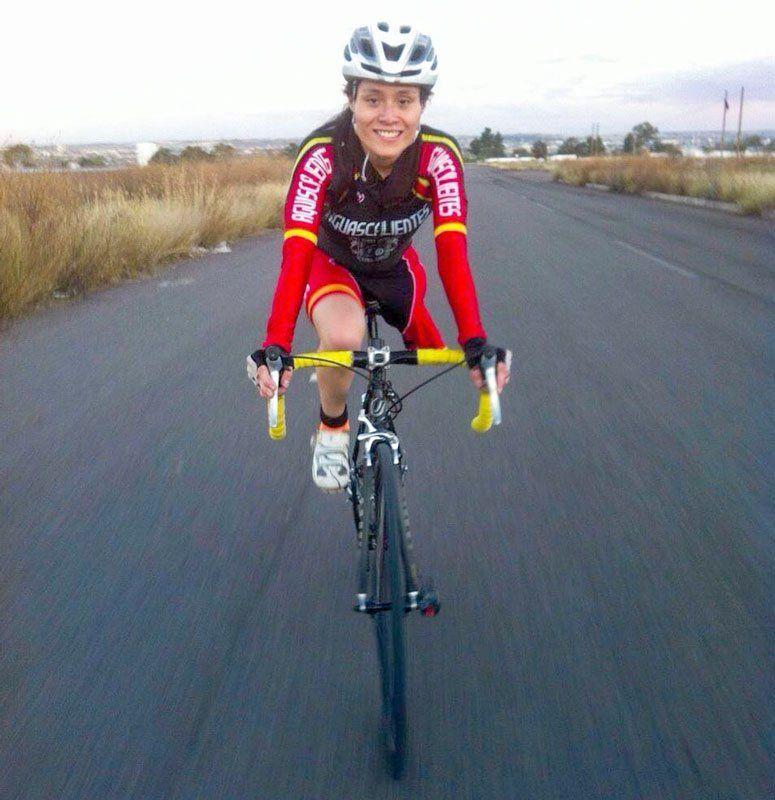¡La paraciclista Dany Ramírez Ruteaga es llamada a la preselección Nacional!