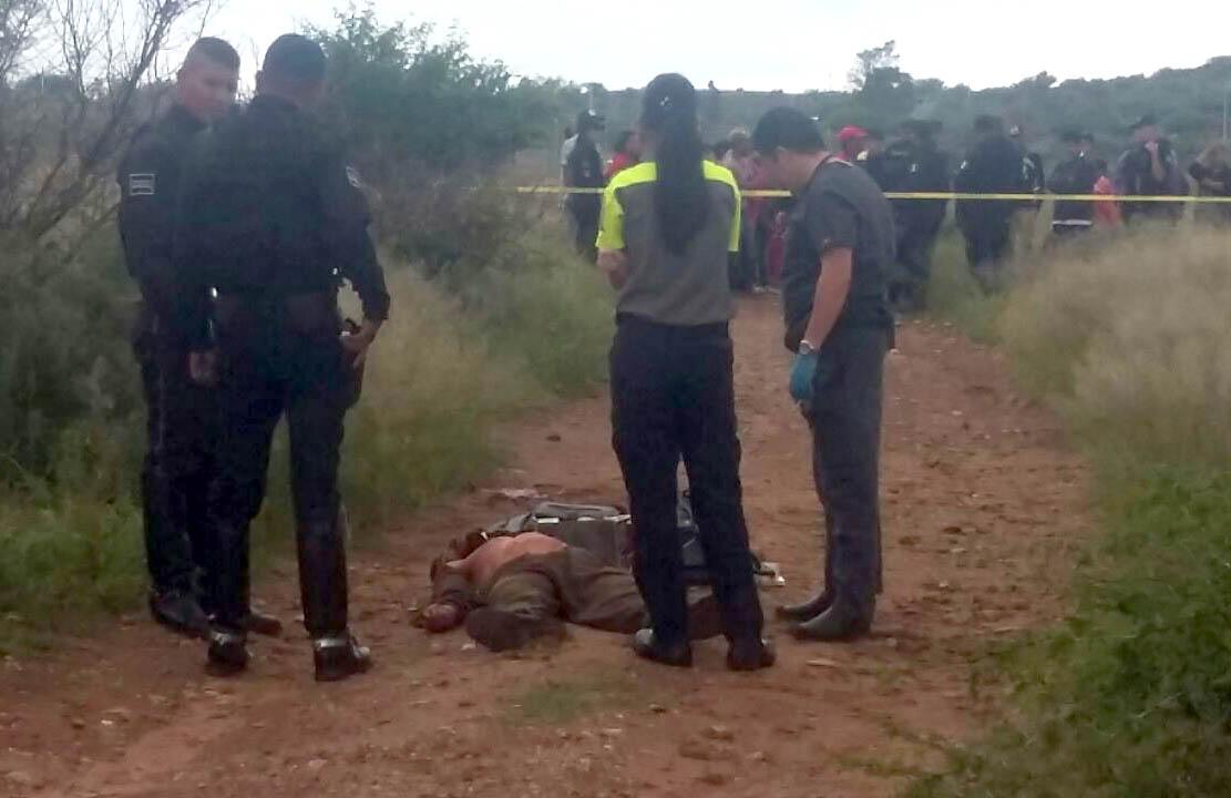 ¡Ejecutan a balazos a un hombreen Norias de Paso Hondo en Aguascalientes!