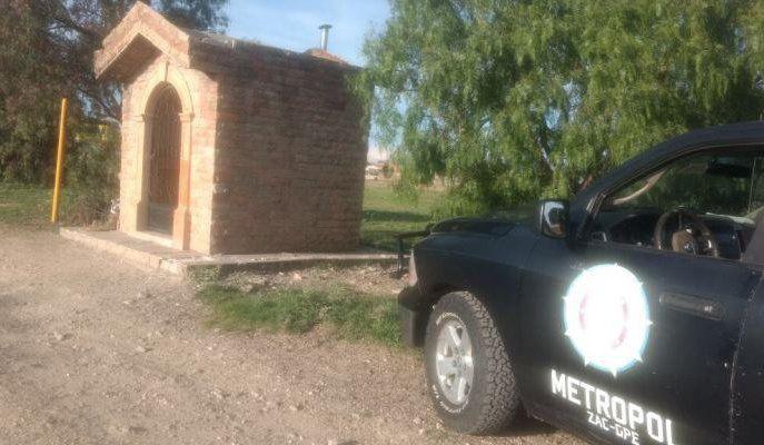 ¡Ejecutado cerca del altar de la Santa Muerte en Zacatecas!