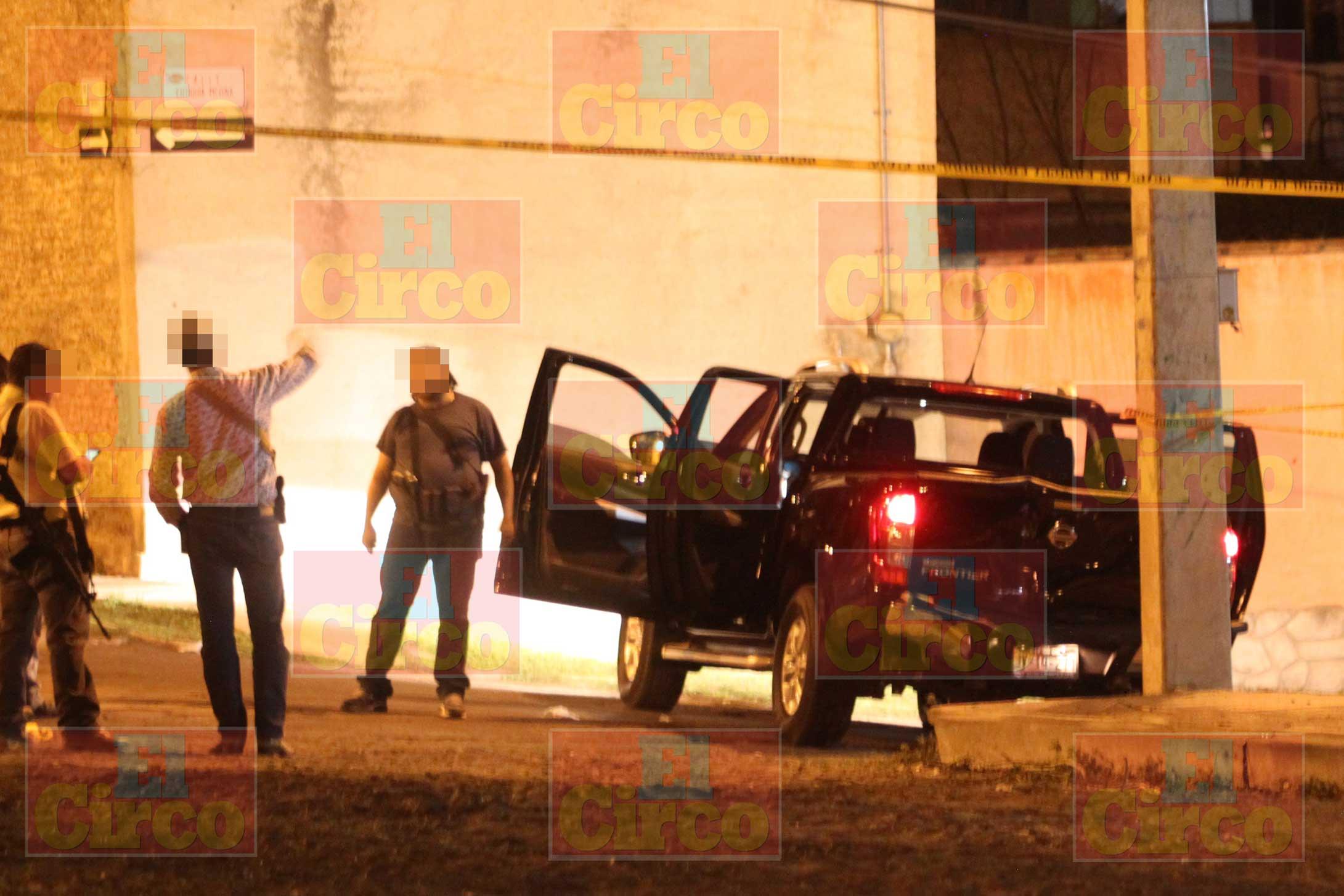 ¡En Hombre fue asesinado a balazos en Lagos de Moreno por un altercado vial!