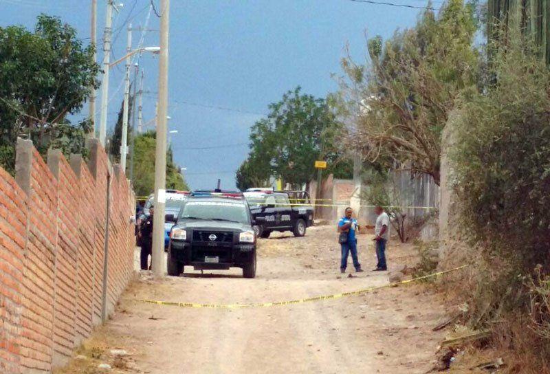 ¡Ejecutan a balazos a distribuidor de droga en el interior de su domicilio en Aguascalientes!