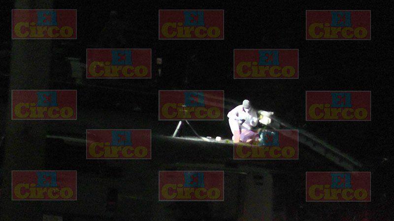 ¡Taxista fue ejecutado en un puente vehicular en Fresnillo!