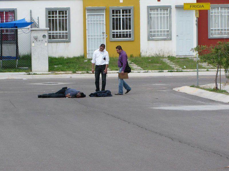 ¡Ejecutado de un balazo en la cabeza en Aguascalientes!
