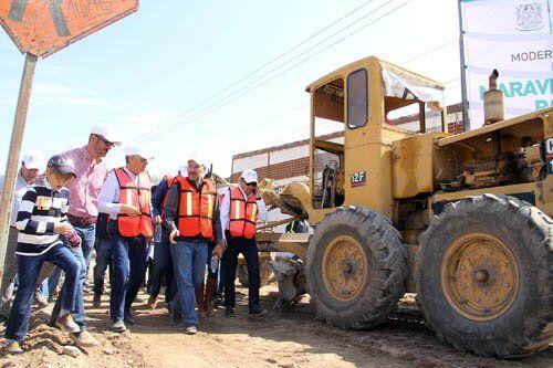 ¡Invierte Gobierno del Estado en el fortalecimiento de la red carretera de Aguascalientes!